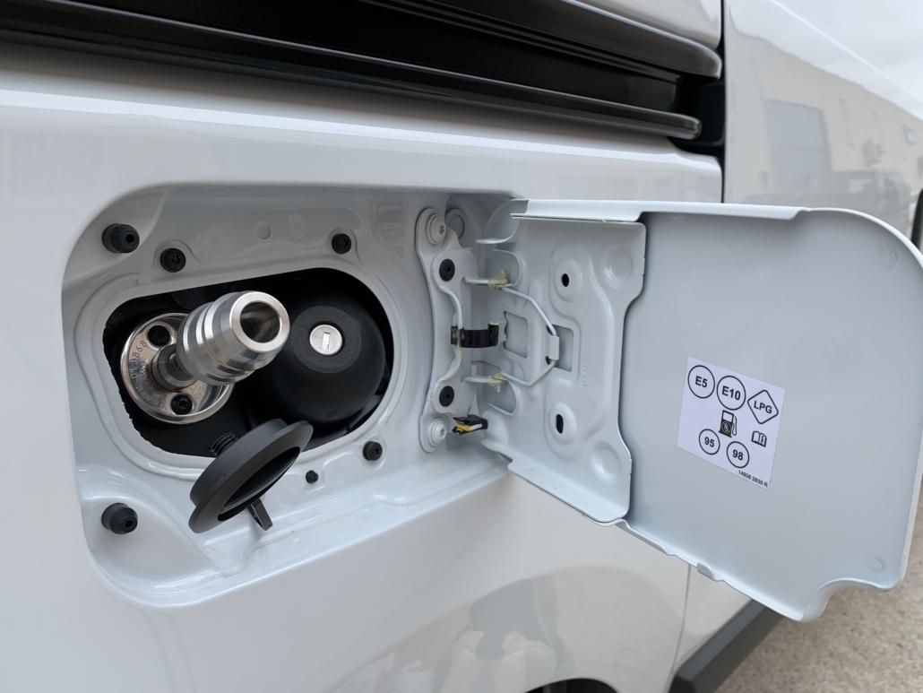 furgonete autogas gpl