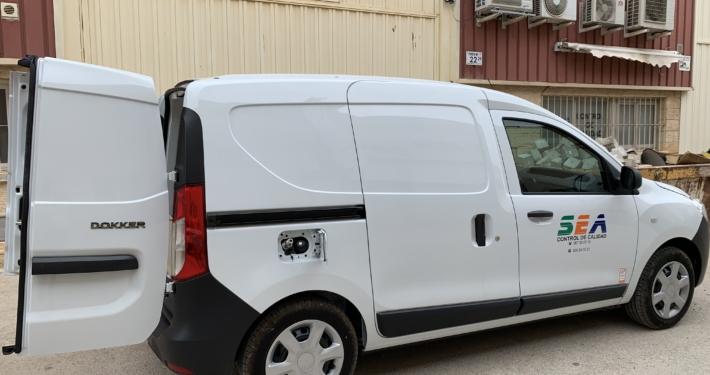 renovacion flota vehiculos gpl